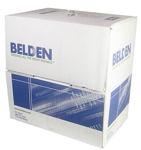 Kabel Data Cat 5 Belden belden cat 6 kabel massief 305 meter utp kleinspul nl