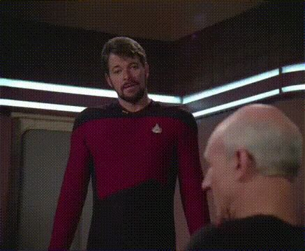 Riker Chair by William Riker Chair Gifs Find On Giphy