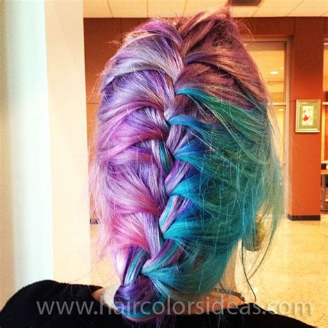 Tri Color Hairstyles Hair Advice And Tips 66 Free Hair Color Pictures