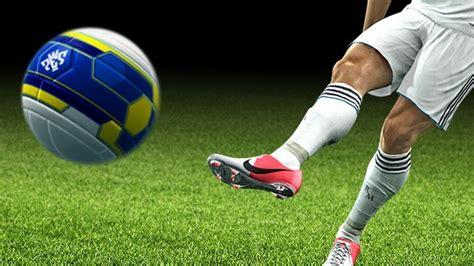Bola Sepak Pro Team Striker pro evolution soccer 2014 review