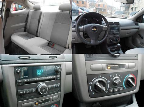 2007 Chevy Cobalt Interior by 2007 Chevrolet Cobalt Pictures Cargurus