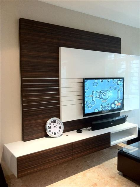 Kitchens And Cabinets tv console tv feature wall simple closet s pte ltd