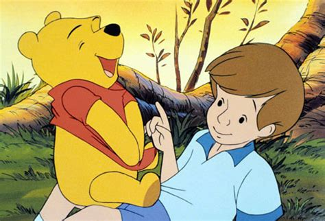 winnie the pooh images winnie the pooh and christopher robin wallpaper and background photos