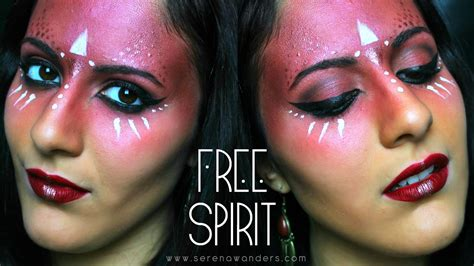eyeshadow tutorial with nyx serena wanders free spirit makeup tutorial nyx face
