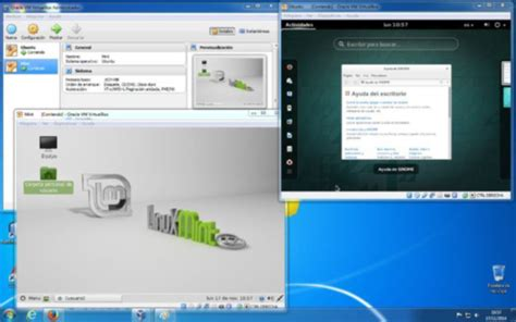 imagenes para virtual box virtualizaci 243 n con virtualbox en linux mint ubuntu etc
