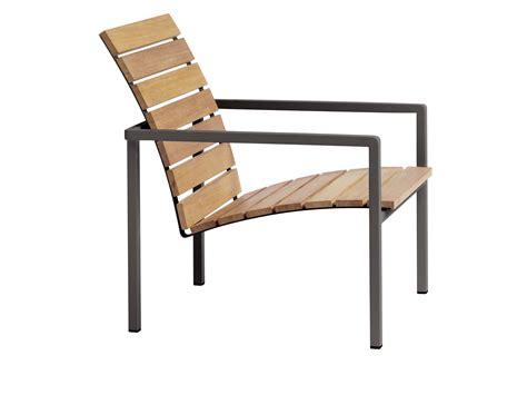 teak armchairs natal alu teak armchair by trib 217 design wim segers
