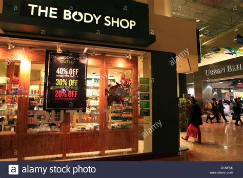 The Shop by The Shop Store In Vaughan Mills Mall During Boxing