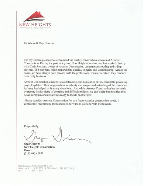 ideas of trade reference letter template in letter oshibori info