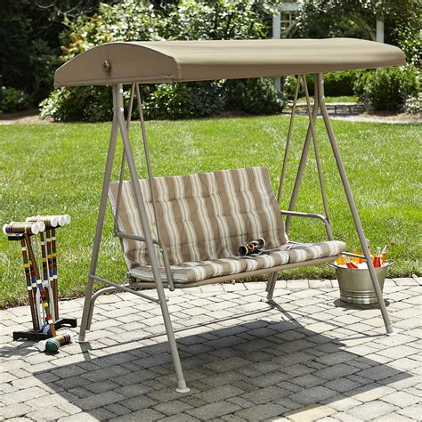 2 seater garden swing seats