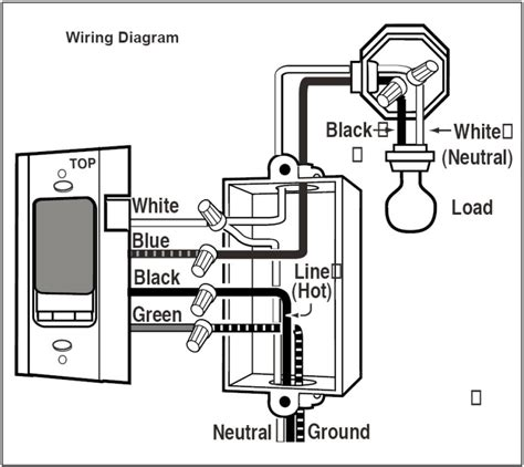 in wall timer wiring diagram get free image about wiring