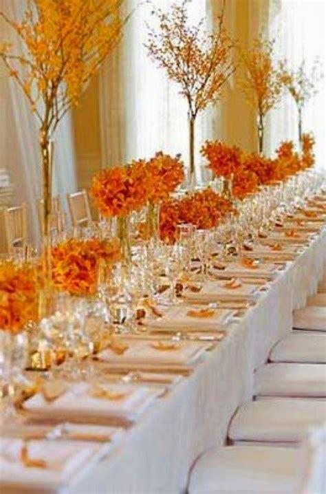 53 fall wedding table settings diy wedding table