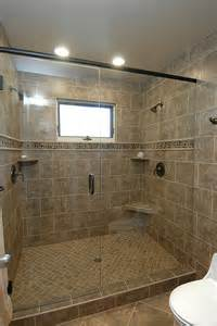 Walk In Shower Designs For Small Bathrooms by Modern And Classic Walk In Shower Without Doors Homesfeed