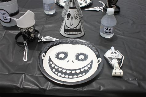 nightmare before christmas party supplies x mas