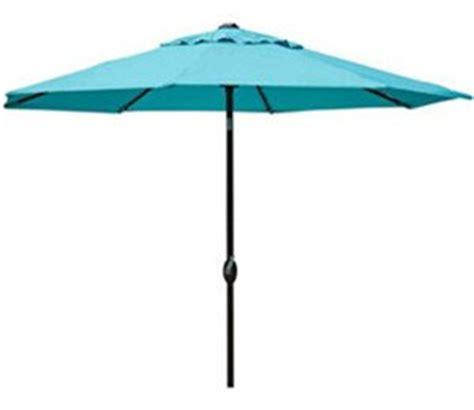 Turquoise Patio Umbrella Abba Patio 9 Patio Umbrella Outdoor Table Market Umbrella With Push Button Tilt