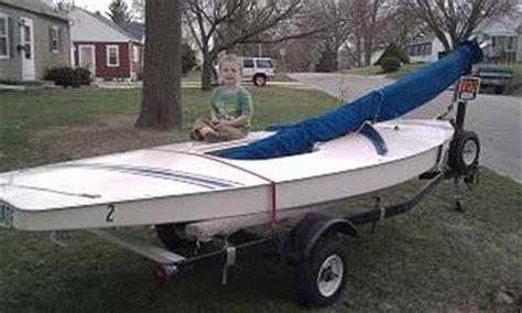 boat covers waterloo iowa sunfish 1980 waterloo iowa sailboat for sale from