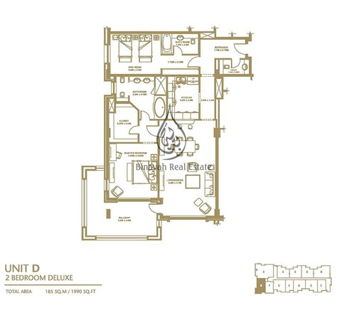 Discovery Gardens Floor Plan - properties for sale apartments villas palm jumeirah