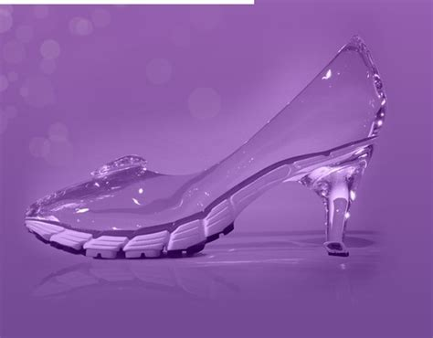 cinderella real glass slipper 486 best images about amethyst on purple