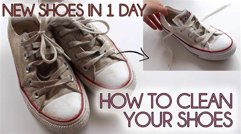 how to clean shoes with baking soda and hydrogen peroxide