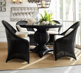 Indoor Wicker Dining Room Chairs by Dining Room Cool Wicker Dining Room Chairs Indoor