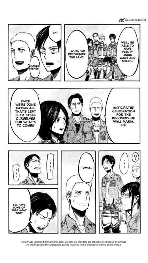 attack on titan chapter 44 attack on titan chapter 3 anime amino