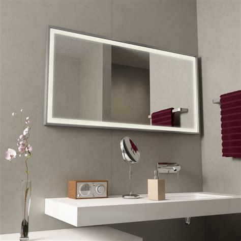 beleuchtete badezimmerspiegel wandspiegel kaufen spiegel nach ma 223 badspiegel shop