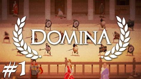 gladiator film part 1 youtube domina part 1 gladiator management tycoon youtube