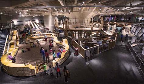 design lab nysci new york hall of science opens design lab