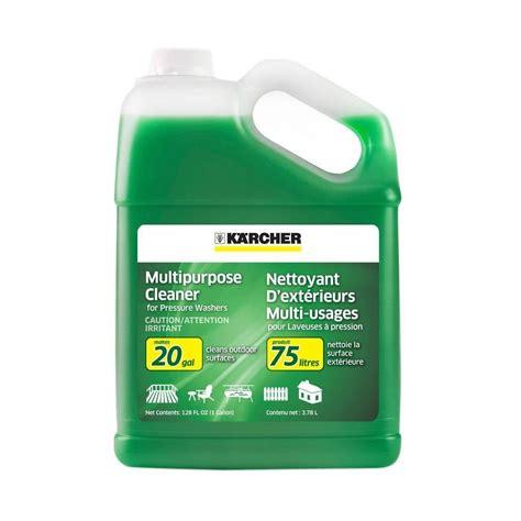K Ez Kleen Detergen Konsentrat karcher 1 gal all purpose cleaner 20x concentrate shop your way shopping earn