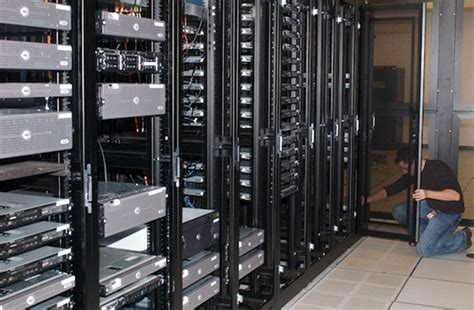 Rack Setup computer network technologies singapore server rack setup