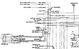 57 bel air horn wiring diagram