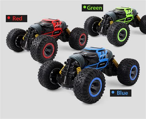 Rc All Terrain Vehicle 2 4ghz 1 10 scale sided 2 4ghz rc car one key