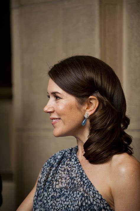 princess mary haircut pftw crown princess mary of denmark