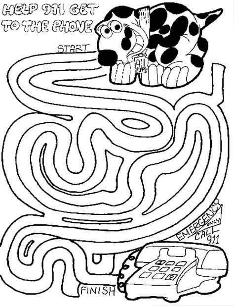 fire safety coloring pages coloringpagesabc com