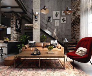 teppiche industrial style interior design ideas interior designs home design ideas