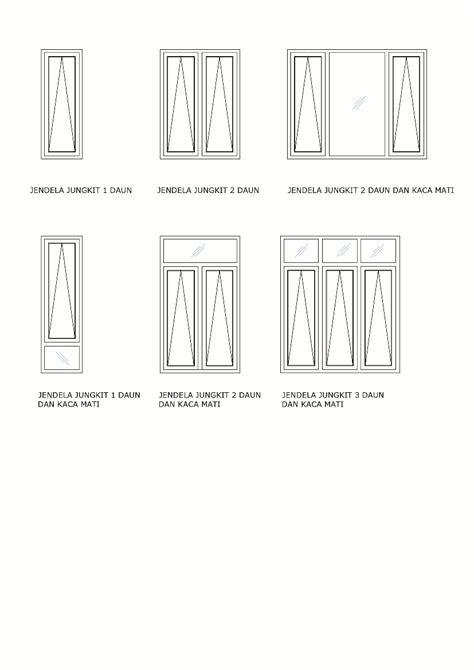 Windownesia Jendela UPVC & Jendela Aluminium