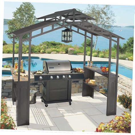 bbq gazebo bbq gazebo plans gazebo ideas