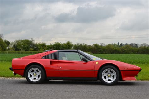 Ferrari 308 Gts by Ferrari 308 Gts Qv Hilton And Moss