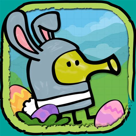how to make your doodle jump a bunny hippity hop to the app store for easter apps and