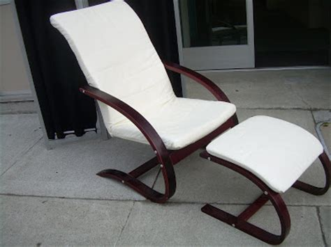 ikea chair with ottoman uhuru furniture collectibles sold ikea chair plus