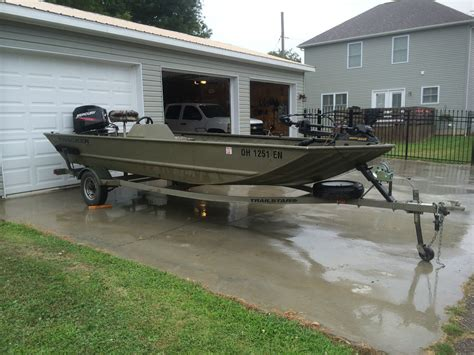 tracker boats us tracker 1860 2008 for sale for 1 000 boats from usa