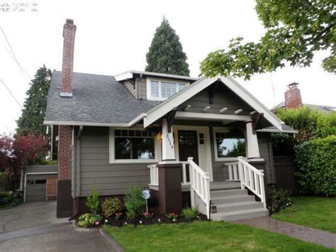 portland bungalow based of 1930s craftsman designs mccaleb homes