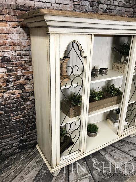 repurposed hutch top general finishes  design challenge