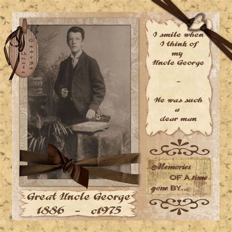 Records Ancestry Genealogy Scrapbook Search Scrapbooking Ideas