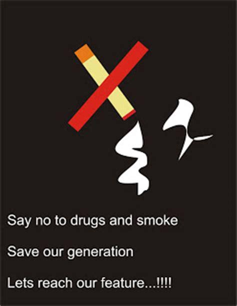 membuat poster tentang narkoba alia s note