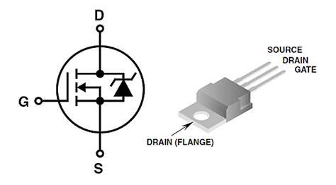 simbol transistor mosfet symbol of fet