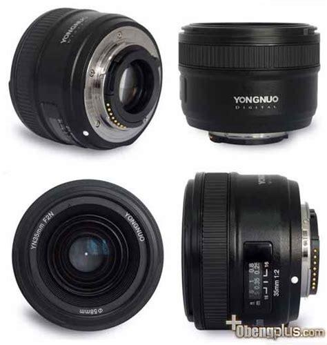 Lensa Yongnuo 50mm For Canon lensa yongnuo 50mm f1 8 yongnuo 50mm f1 4 dan yongnuo 35