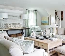 inspirations on the horizon pastel white coastal rooms coastal living room ethan allen