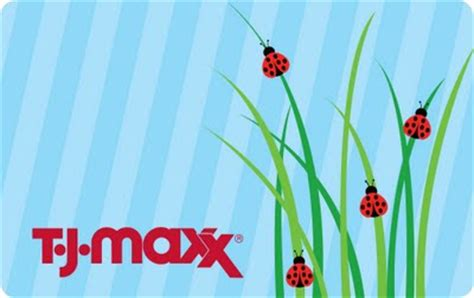 Tj Maxx Gift Card Online - t j maxx gift cards review buy discounted promotional offers gift cards no fee