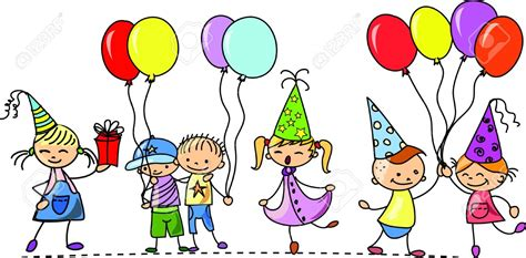 bambini clipart birthday clipart