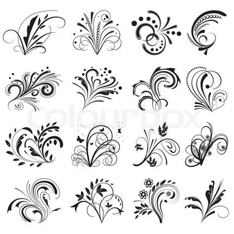 Orientalische Muster Vorlagen Kostenlos Vector Illustration Vektorgrafik Colourbox